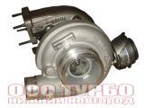 Турбокомпрессор 753959-0005, турбина на Iveco Daily