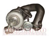 Турбокомпрессор 454064-0001, турбина на VW Transporter T4