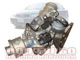 Турбокомпрессор 53039880087, турбина на Audi A4, A6