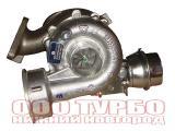 Турбокомпрессор 53039887000, турбина на Mercedes A-class
