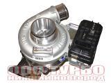 Турбокомпрессор 753546-0023, турбина на Land Rover Freelander 2 TD4