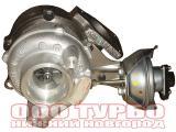 Турбокомпрессор 756047-0005, турбина на Citroen C4, C5
