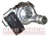 Турбокомпрессор 767933-0015, турбина на Ford S-Max, Mondeo, Mondeo 125PS, Focus, Transit VI