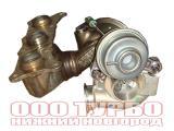 Турбокомпрессор 49131-07031, турбина на BMW 135i (E82/E88), 335i (E90/E91/E92/E93)