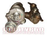 Турбокомпрессор 49131-07041, турбина на BMW 335i (E90/E91/E92/E93)