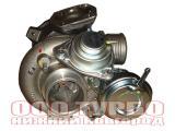 Турбокомпрессор 49189-05211, турбина на Volvo S60, C70, V70, S80