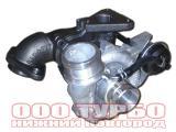 Турбокомпрессор 454171-0005, турбина на Citroen Xantia