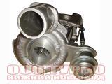 Турбокомпрессор 751768-0005, турбина на Renault Megane, Scenic, Laguna