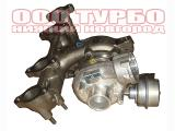Турбокомпрессор 54399880018, турбина на Audi A3, Skoda, Volkswagen