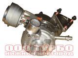 Турбокомпрессор 701855-0005, турбина на Seat Alhambra
