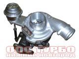 Турбокомпрессор 708866-0002, турбина на Opel Vectra