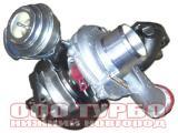 Турбокомпрессор 767835-0001, турбина на Opel Astra, Zafira, Vectra