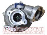 Турбокомпрессор 54399880089, турбина на BMW 535D