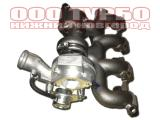 Турбокомпрессор 49S35-06025, турбина на Ford Transit