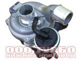 Турбокомпрессор 54359980033, турбина на Renault Kangoo II, Twingo II, Logan (Dacia)