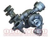 Турбокомпрессор 54399880048, турбина на Audi A3 (8P/PA), VW Caddy III, Touran