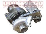 Турбокомпрессор 722010-0008, турбина на BMW 740D (E65)