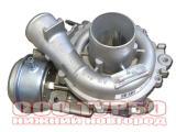 Турбокомпрессор 755507-0011, турбина на Renault Laguna II, Megane II, Scenic II