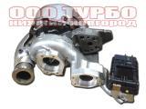 Турбокомпрессор 755964-0007, турбина на VW Touareg V10 R50 Rechts