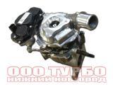 Турбокомпрессор 780708-0005, турбина на Toyota Yaris, Corolla, Auris