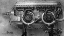 дизельный двигатель АН-1РТК с двумя турбокомпрессорами